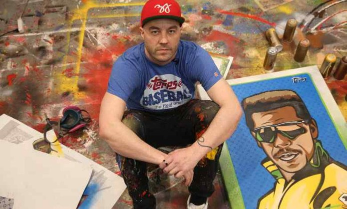 This 36-year-old artist made over $46,000 in six weeks selling NFTs