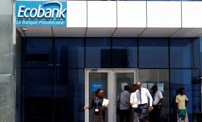 Fitch Affirms Ecobank Transnational Inc at 'B-'; Outlook Stable