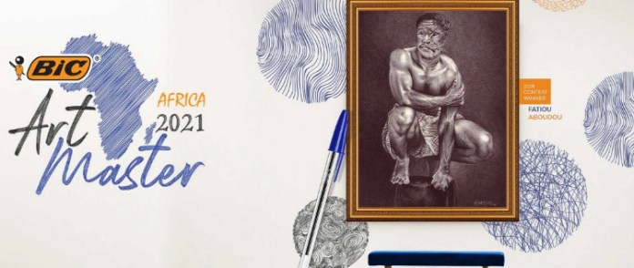 BIC launches 2021 BIC Art Master Continent-wide search for the best pen artists in its fourth edition