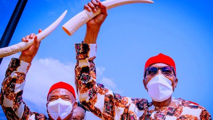 Uzodinma, Presidential visit and Igbo solidarity