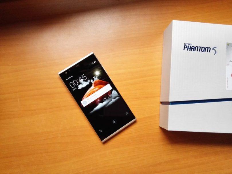 Tecno Phantom 5 Battery Review