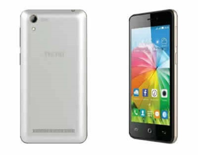 Tecno-L5-silver color
