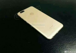 gionee s10 back