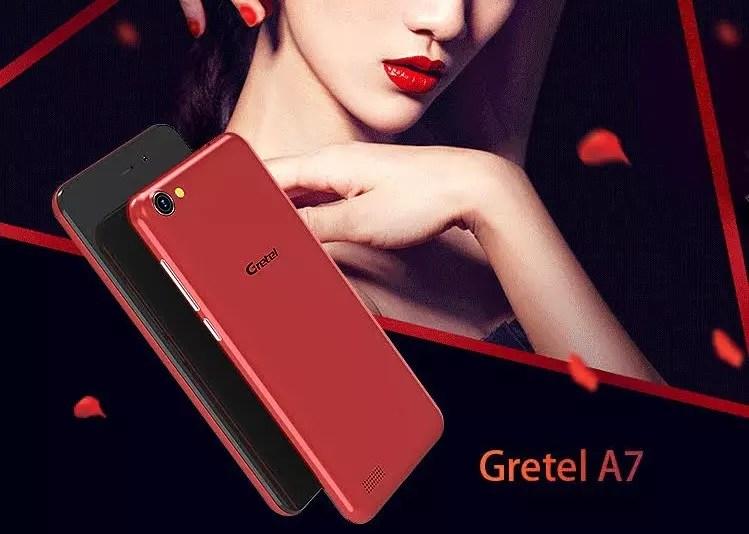 gretel a7 red