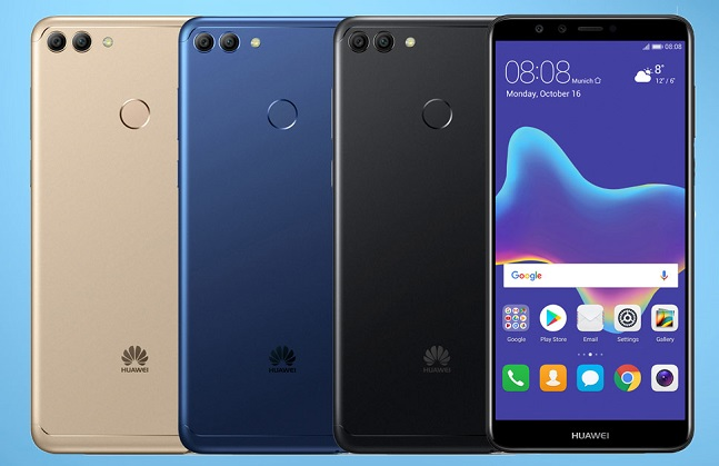 Huawei Y9 2018 features and pricee