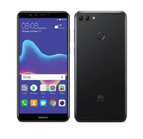 Huawei Y9 2018 official picture
