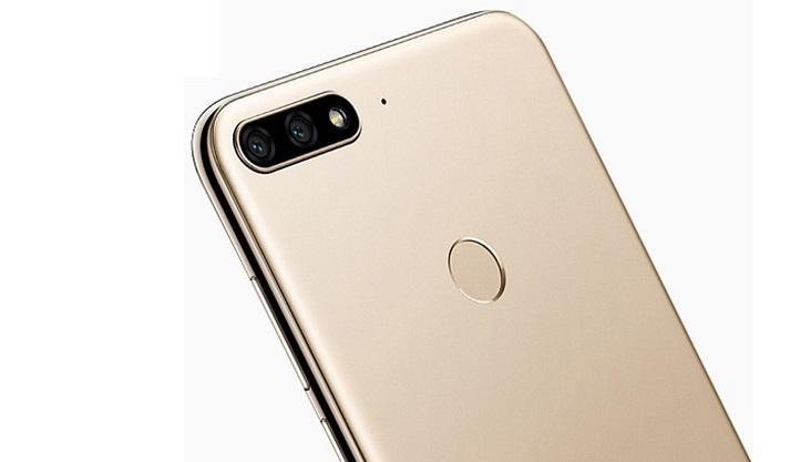 Huawei Y7 Prime 2018 back camera