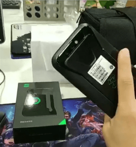 Black Shark gaming smartphone leaks again to show all the sides