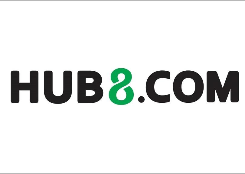 hub8.COM LOGO