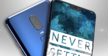 OnePlus 6's new teaser hints at a heart rate sensor