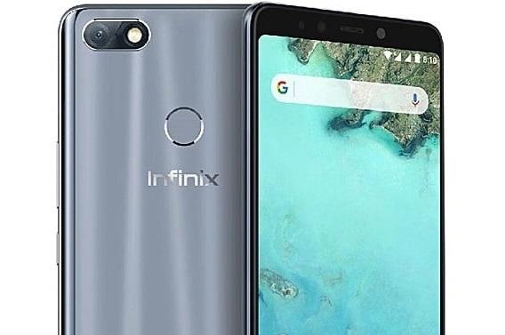 infinix note 5 cameras