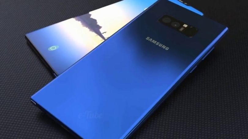 Samsung teases the Galaxy Note 9, focuses on battery