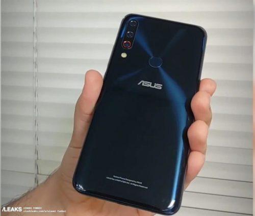 Asus ZenFone 6 Leak (Rear)