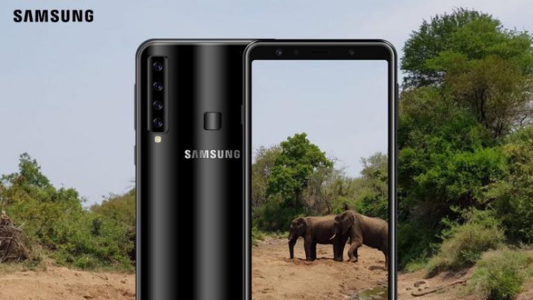 Samsung Galaxy A9 (2018) Leak