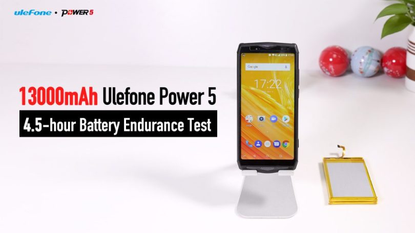 Ulefone power 5