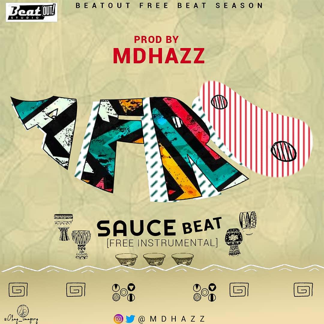 Freebeat Afro Sauce Prod by MdHazz