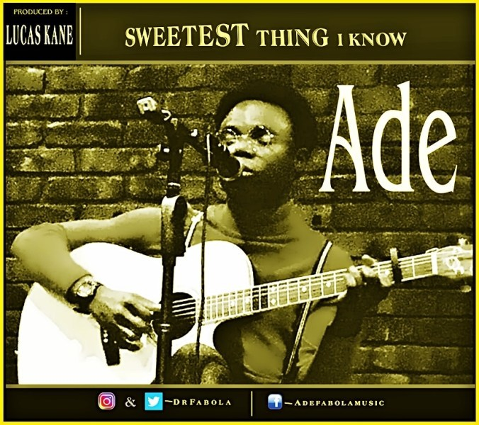 Ade Sweet Thing I Know Mp3 Download
