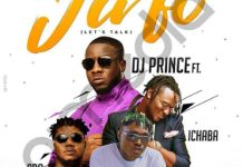 DJ Prince Ja Fo ft CDQ Zlatan Ichaba Mp3 Download