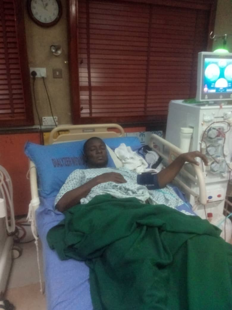 Sule Sax Osupa Cries For Help In A Bid To Raise Fifteen Million Naira for Kidney Transplant Surgical Procedure