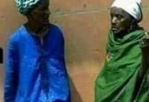 75 Year old man and woman 82 wed in Kano after eight month courtship