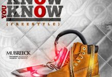 Mubreeck If You Know You Know Freestyle Mp3 Download