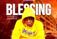 BRT Shadow Blessings Mp3 Download