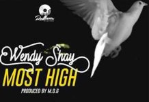 Wendy Shay Most High mp3 download