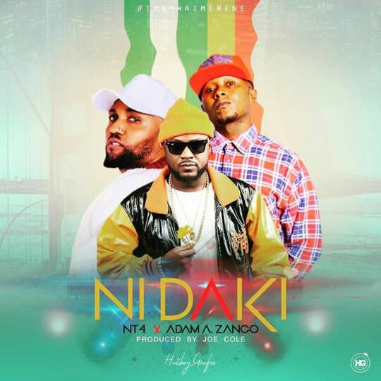 Nt4 Ft Adam A Zango Ni Dake Mp3 Download