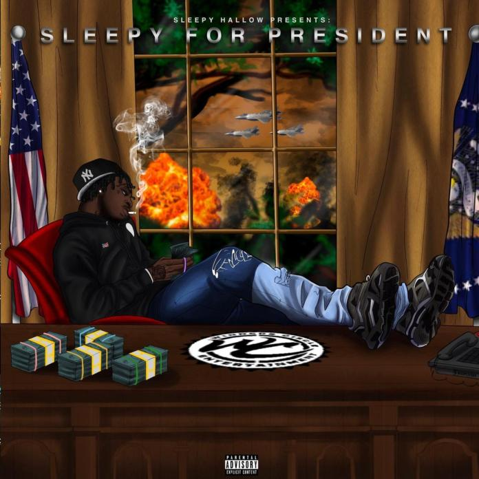 Sleepy Hallow Sleepy For President ep Album Zip Download