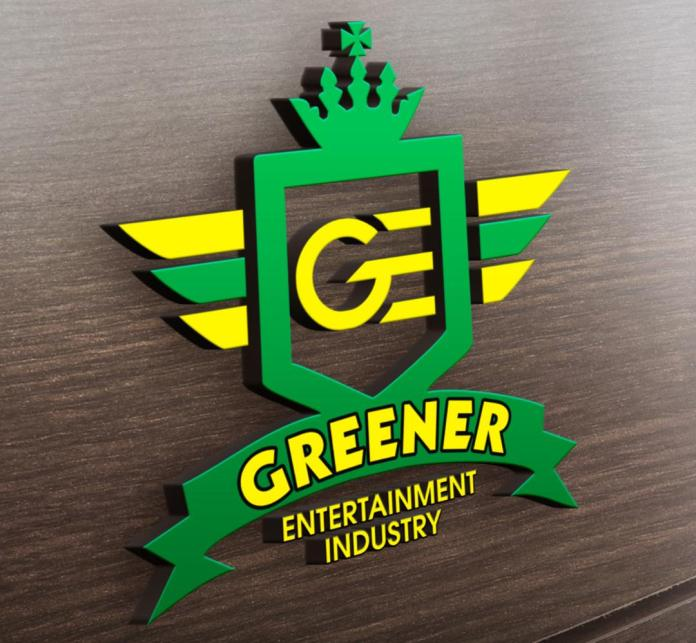 Greener Entertainment Industry is officially launched as a Record label. !!! Expect the unexpected