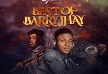 DJ Salam Best Of Barry Jhay Mix mp3 download