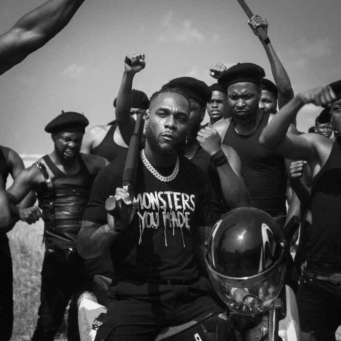 Burna Boy Monsters You Made ft Chris Martin Video mp4 download