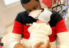 DJ Xclusive welcomes baby girl (photo)