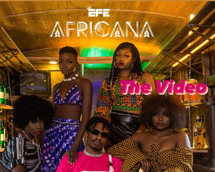 Efe Africana Video mp4 download