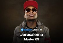 Master KG's 'Jerusalema' Most Shazam-ed Song in the World