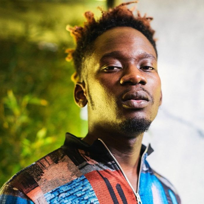 Oh My Gawd! Mr Eazi Is Number 1 On US iTunes Chart