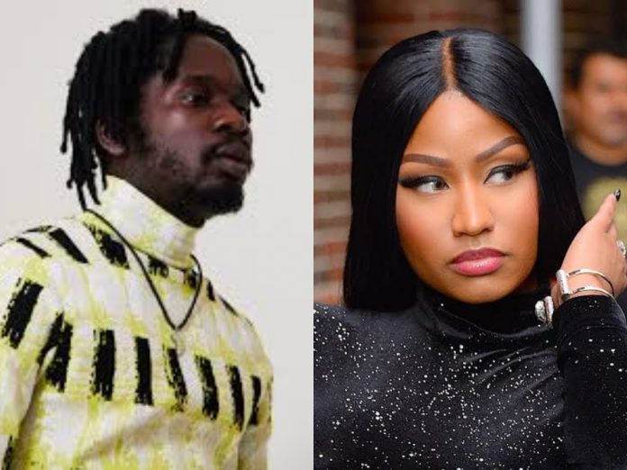 Oh My Gawd: Mr Eazi And Nicki Minaj Collaboration On The Way