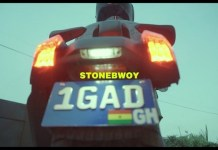 Stonebwoy Blaze Dem Freestyle Video mp4 download