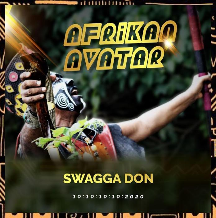 Swagga Don Afrikan Avatar EP album download