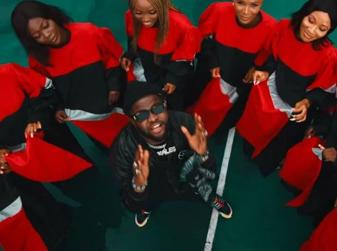 Skales God Is Good Video mp4 download