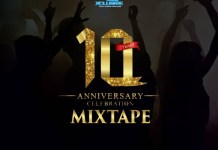 DJ Baddo Tooxclusive 10 Years Anniversary Celebration Mix mp3 download