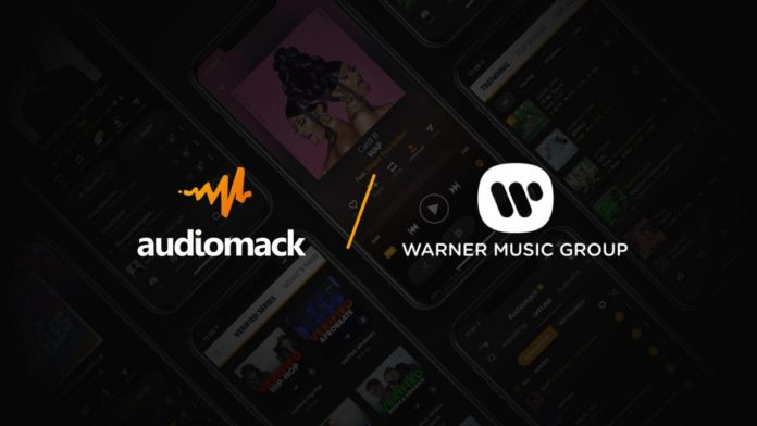 Warner Music Inks Licensing Deal With Audiomack For Key African Territories