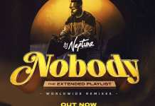 DJ Neptune Nobody the Ep Album download