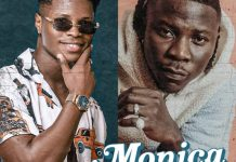 Santrinos Raphael Monica Ft Stonebwoy mp3 download