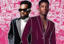 Kofi Kinaata Something Nice Ft Patoranking mp3 download