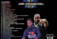 Cruise Party Jowo Afrodancehall Mix Hosted By Dj Moschino 2021 download