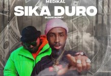 Oseikrom Sikanii Sika Duro Ft Medikal Blood Money mp3 download
