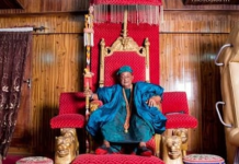 Alaafin Of Oyo, Oba Lamidi Adeyemi III Celebrates 50 Years On The Throne
