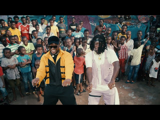 Mike Akox Super Mario ft Stonebwoy Video mp4 download