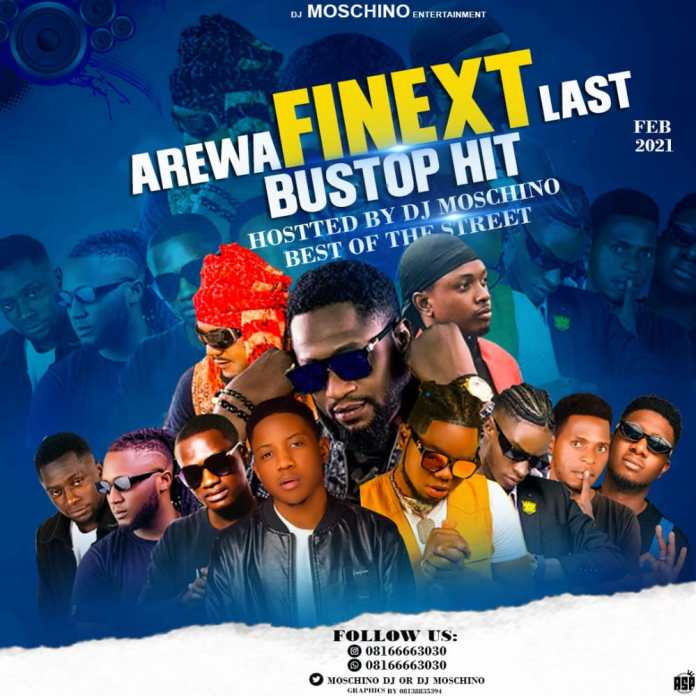 Dj Moschino Arewa Finext Last Bustop Hit Mix mp3 download